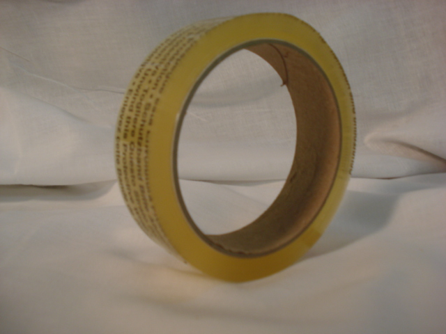 LX-175: Linerless Double Coated PVC (Vinyl) Engraving Table Tape