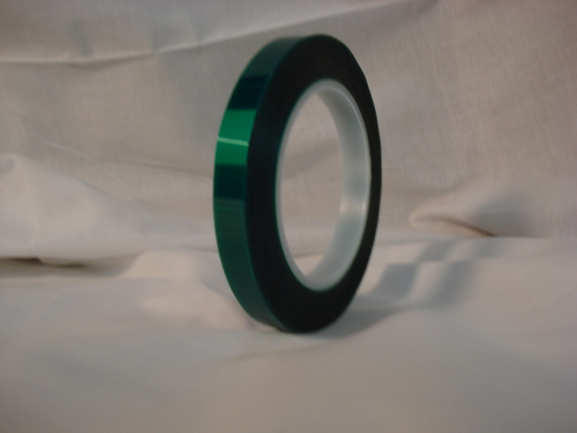 LX-237-B: Single Coated Green 2.0 Mil PET With Silicon