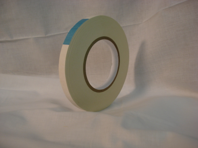 LX-453: 7.0 Mil Double Coated Paper Tape With Rubber Adhesive